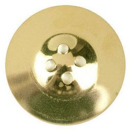 Blanket Capote Brass Button - 1-1/2""