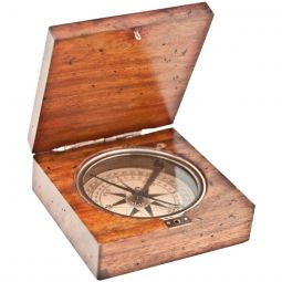 Lewis & Clark Pocket Compass