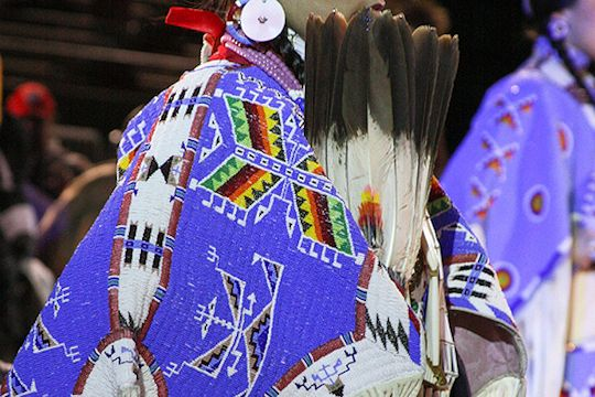 Native American craft supply and resources from Crazy Crow Trading Post