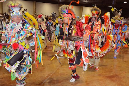 Choctaw Powwow Gallery #3