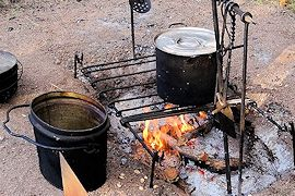 Outdoor Cooking & Recipes Resources - Crazy Crow Trading Post
