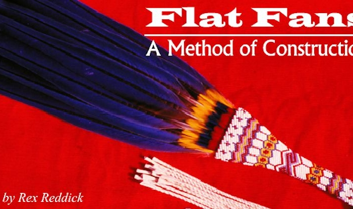 Native American Flat Fan Construction - Crazy Crow Craft Focus Article