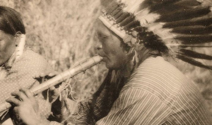 Legend of Native American Flute - Crazy Crow Trading Post