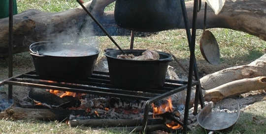 Outdoor Cooking Resources