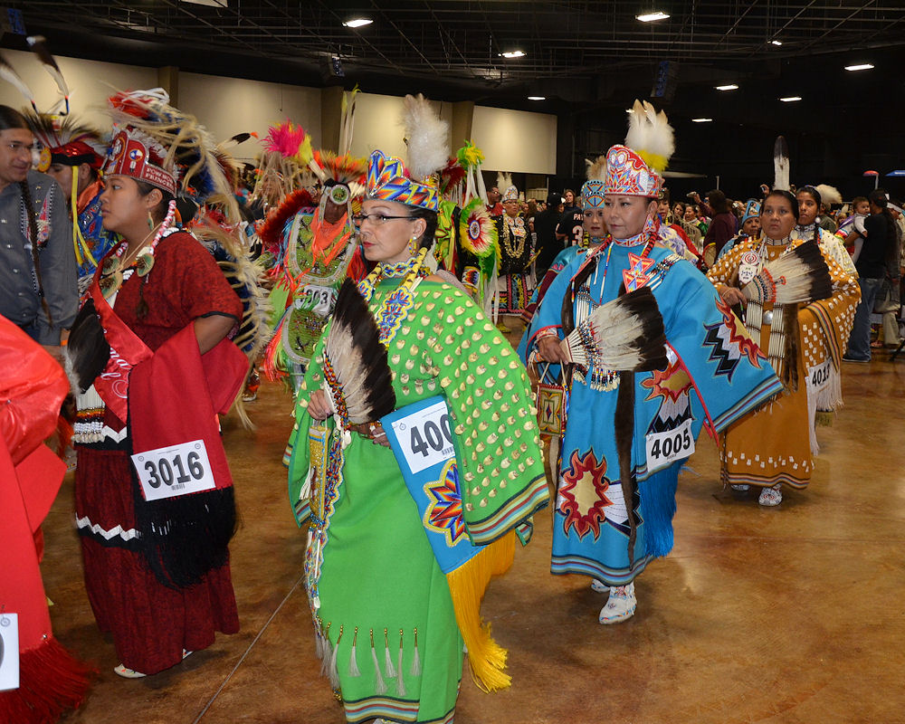 Women's Southern Cloth Dance Photo Gallery from Crazy Crow Trading Post