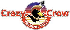 Crazy Crow Trading Post Logo