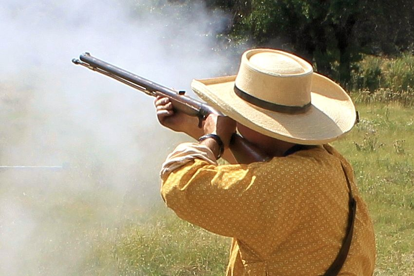 Chief Black Dog's Trail Muzzleloader Club Fall Rendezvous - Mountain Man Rendezvous & Living History Event Calendar