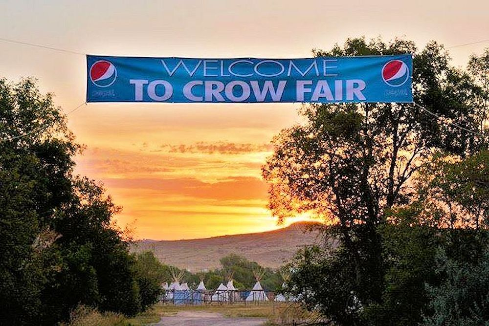 Crow Fair Pow Wow & Rodeo