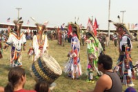 Rosebud Fair, Wacipi and Rodeo