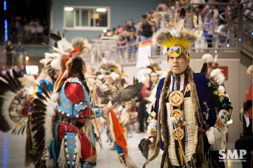 Seminole Hard Rock Hotel - Seminole Tribal Fair & Pow Wow - Hollywood Florida Pow Wow