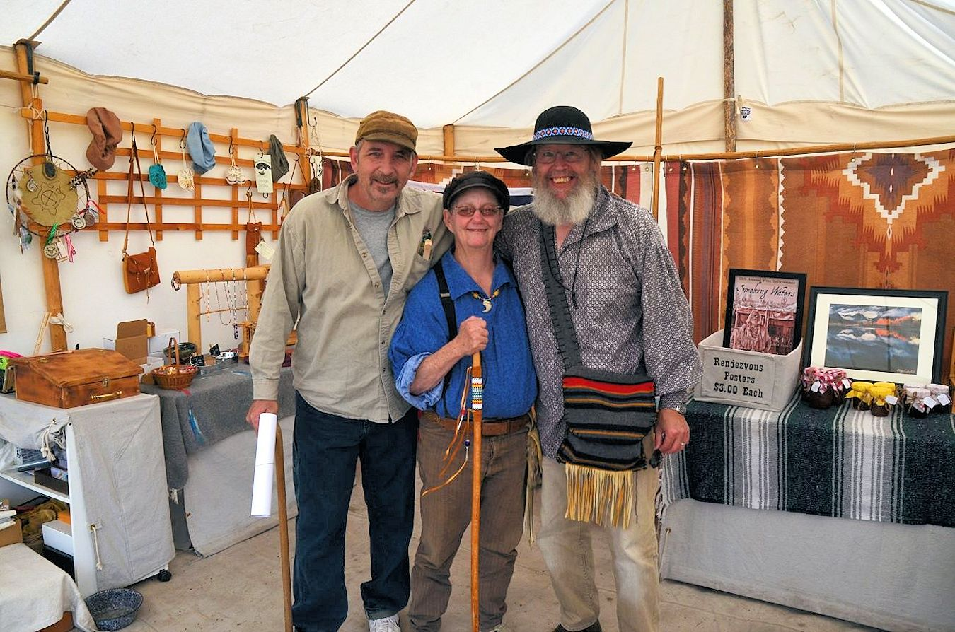 Smoking Waters Mountain Man Rendezvous