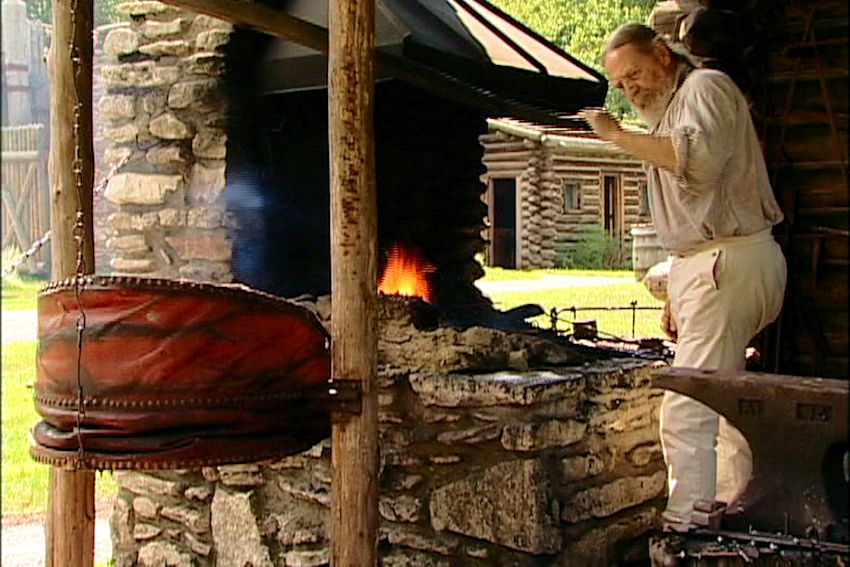 Blacksmiths Weekend at Fort Boonesborough - Fort Boonesborough