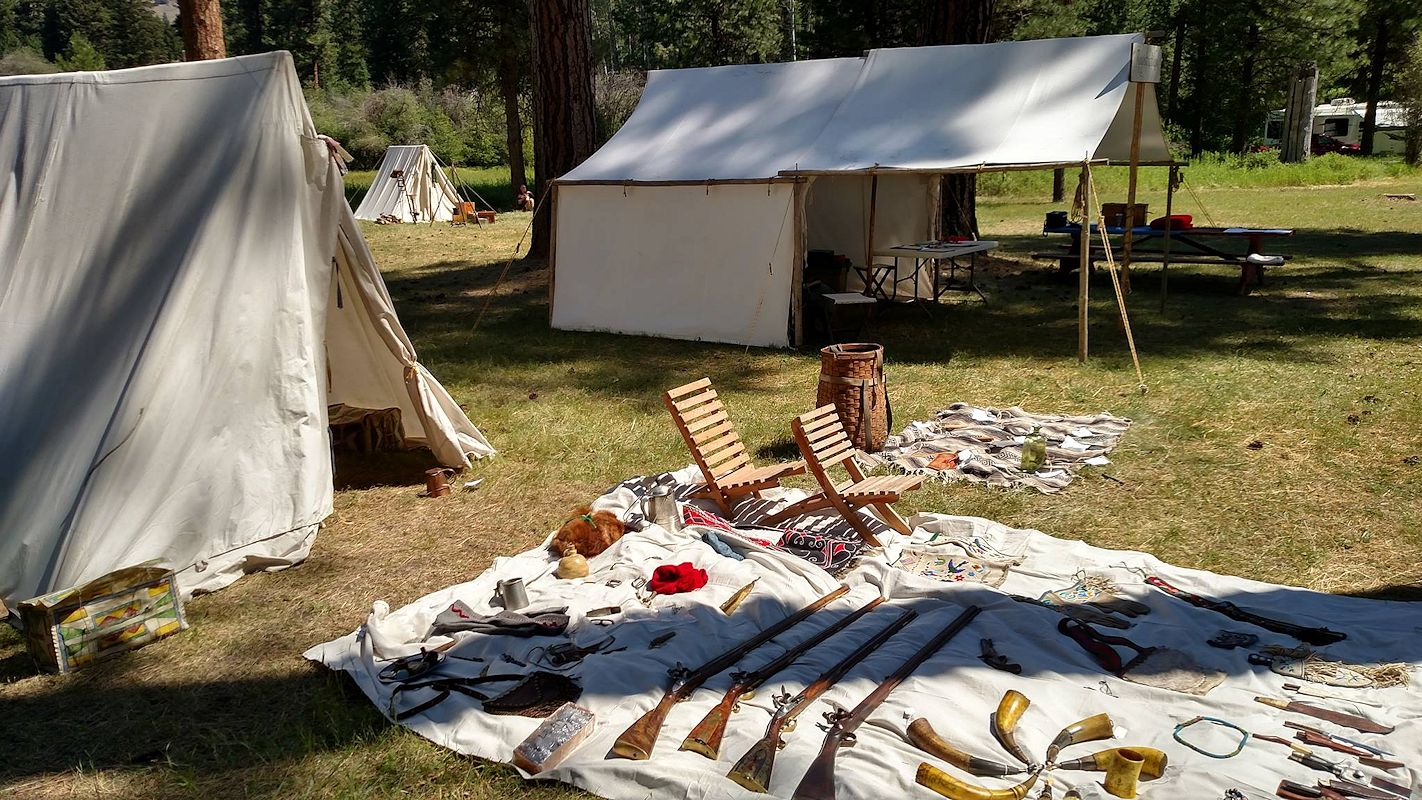 Two Rivers Kootenai Muzzleloaders - Fawn Creek Rendezvous