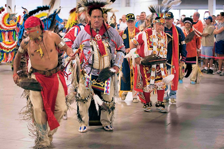 Annual Colorado Springs Native American Intertribal Powwow - Norris-Penrose Event Center