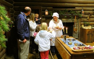 18th Century Christmas at Fort Boonesborough