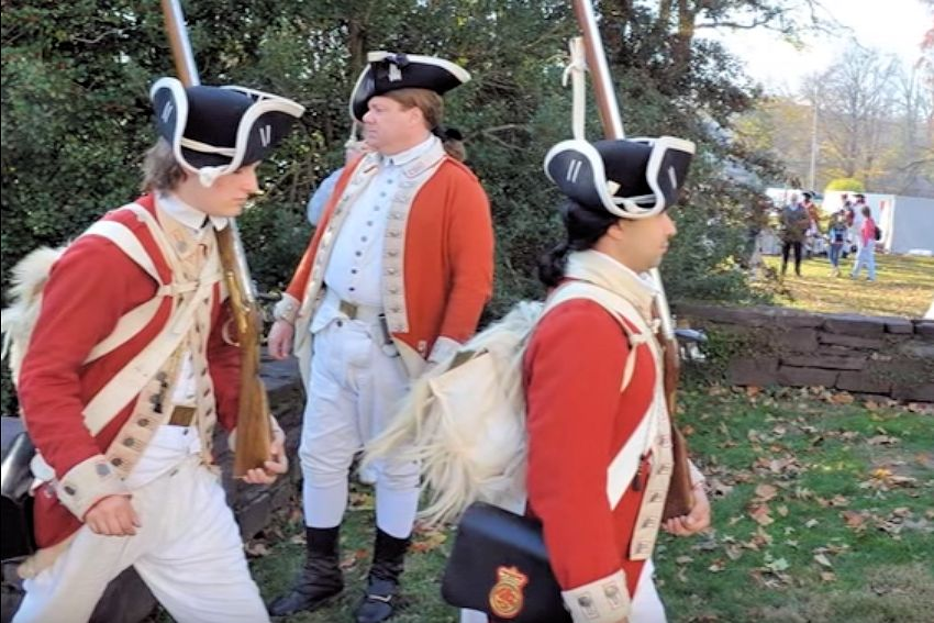1777 Whitemarsh Encampment - Hope Lodge Mansion - Friends of Hope Lodge Mansion