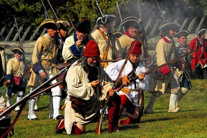 Fort Ligonier Days - Living History - French & Indian War Reenactment