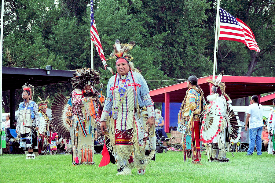 Annual Oglala Lakota Nation Wacipi Rodeo Fair