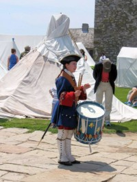 Old Fort Niagara French & Indian War Encampment