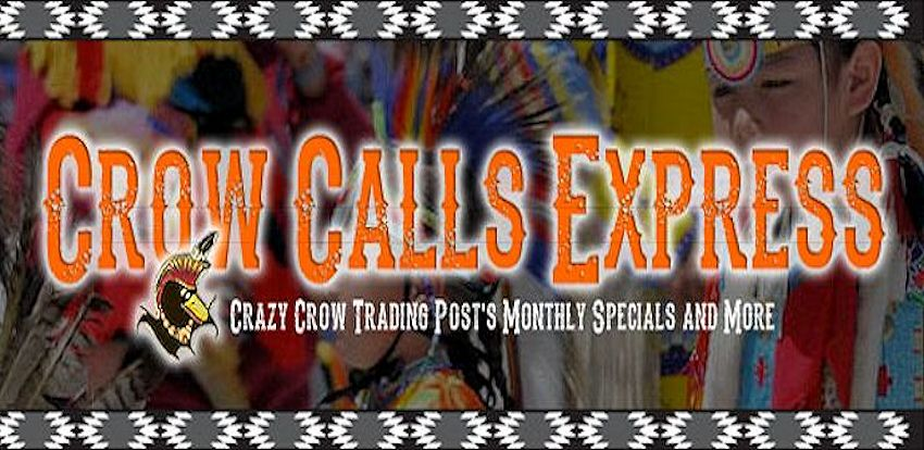 Crazy Crow eNews July 13, 2016