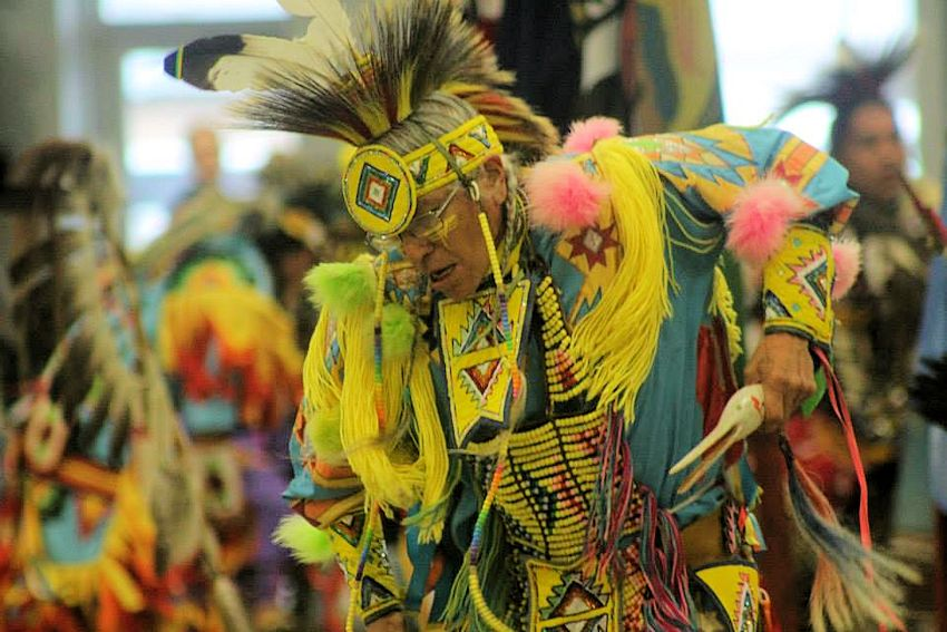 Last Chance Community Pow Wow - The Lewis & Clark County Fairgrounds Exhibit Hall - Last Chance Community Pow Wow Committee