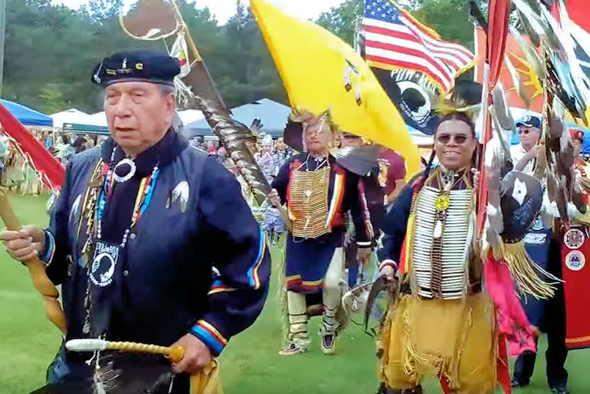 Little Traverse Bay Bands of Odawa Homecoming Pow Wow - LTBB Odawa Pow Wow Grounds - Little Traverse Bay Bands of Odawa Indians
