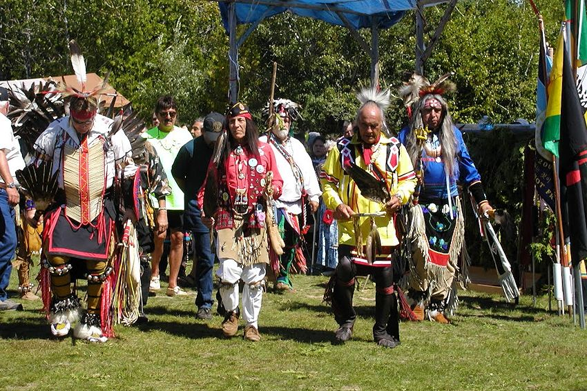 Rendezvous at the Straits Powwow - Father Marquette National Memorial - St. Ignace Events Committee
