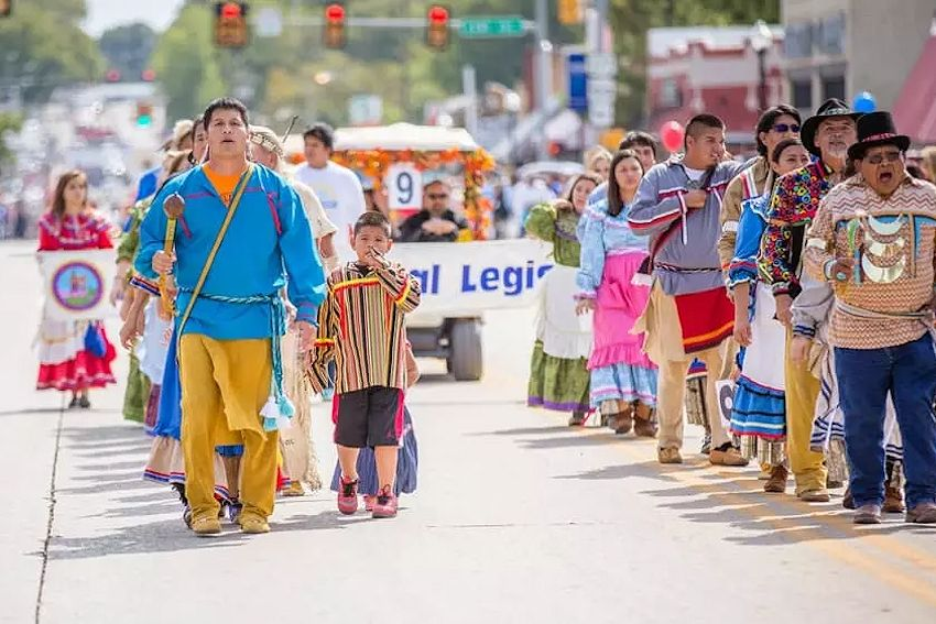 Chickasaw Annual Meeting and Festival