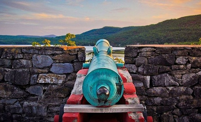 Witness 1777 at Fort Ticonderoga