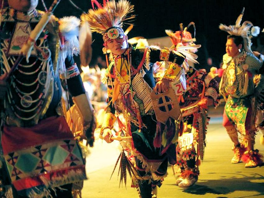 Cabazon Indio Powwow - Fantasy Springs Special Events Center - Cabazon Band of Mission Indians