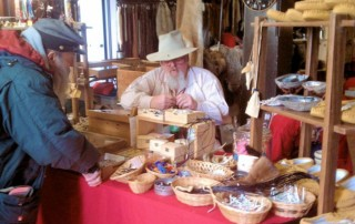 New Ulm Trade Fair and Living History Event - Northern Rifleman LLC - Turner Mall