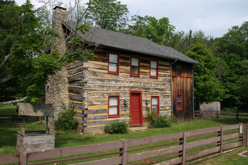 Caesars Creek Pioneer Village