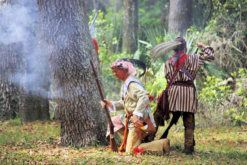 Fort Cooper Days - Fort Cooper State Park - Frienda of Fort Cooper