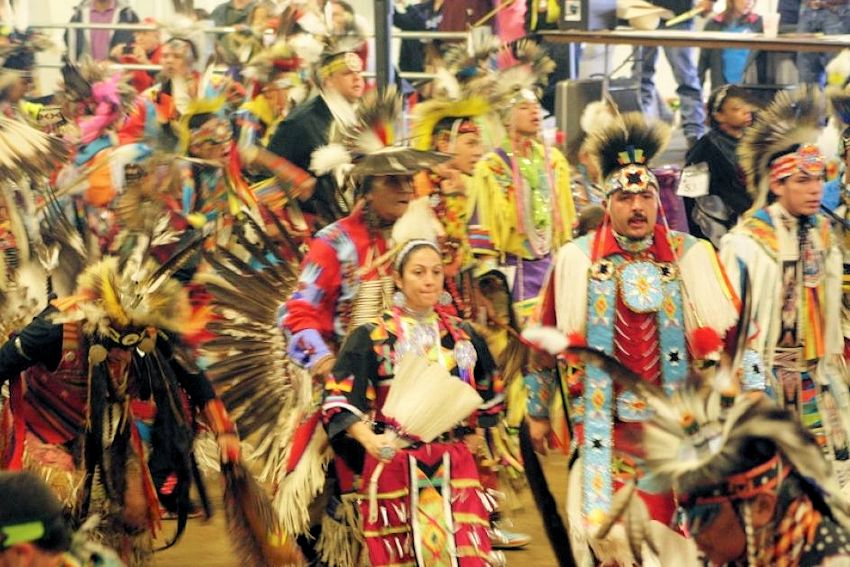 Dance of the Spring Moon Powwow - Lumbee Tribe of North Carolina - Lumbee Tribe Cultural Center