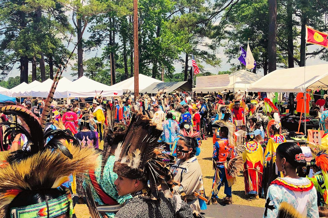 Dance of the Spring Moon Powwow
