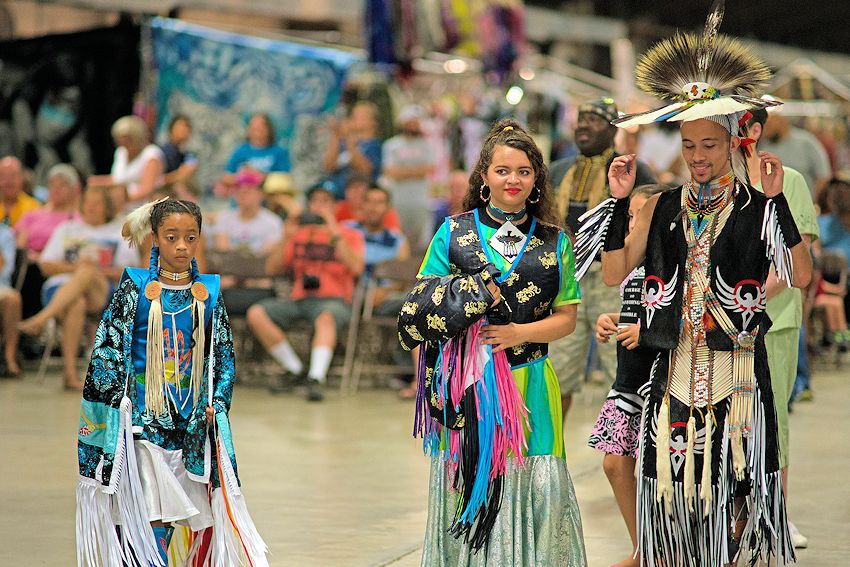 Howard County American Indian Pow Wow - Howard County Fairgrounds - Hollister NC Pow-Wow