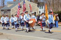 Bedford Liberty Pole Capping Parade and Ceremony