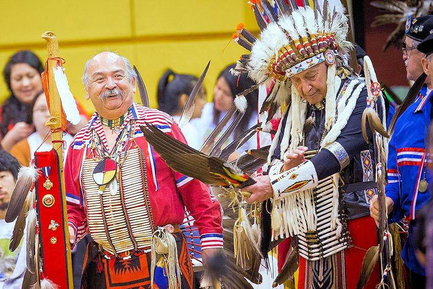 Willamette University Social Pow Wow - Willamette University Cone Field House - Willamette University Native and Indigenous Student Union