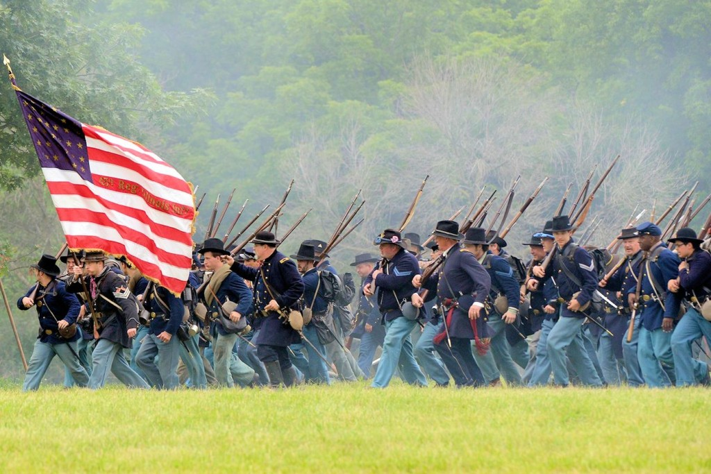 Wauconda Civil War Days