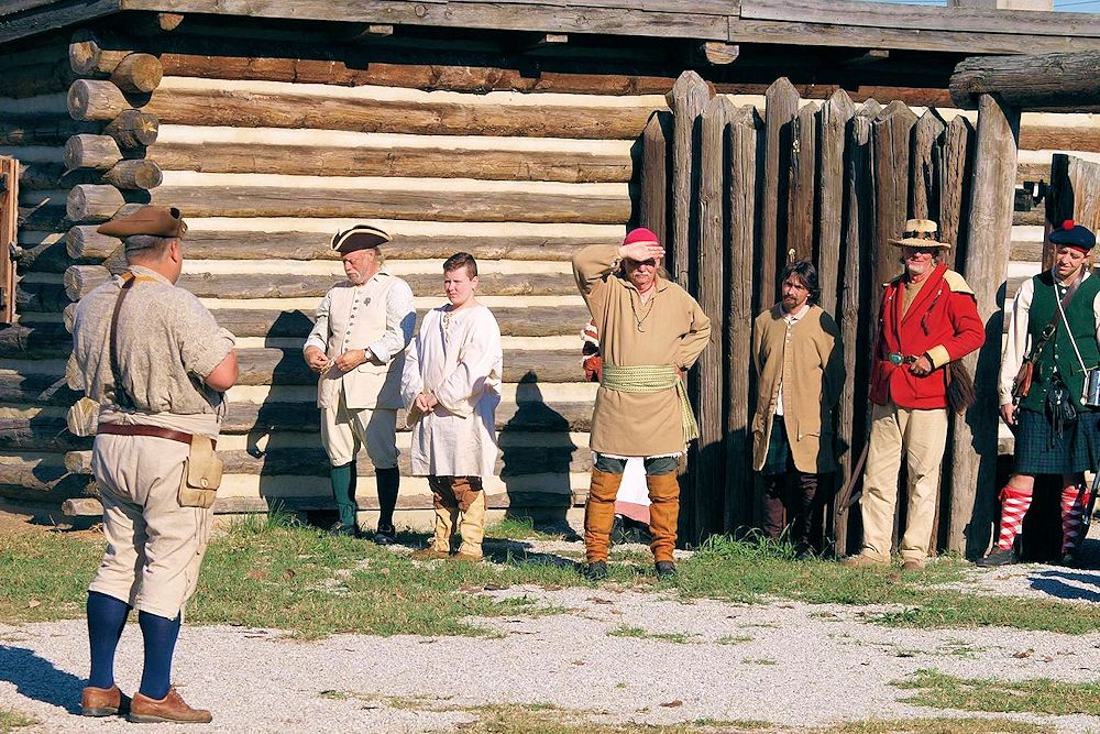 Camp Dubois Fall Rendezvous