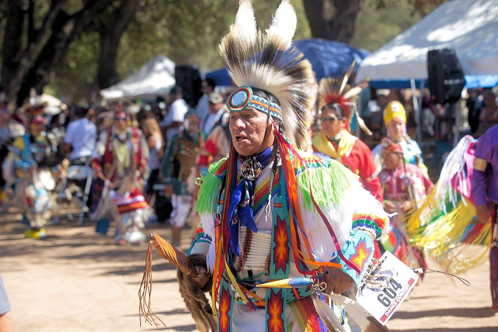 Chumash - Santa Ynez Chumash Inter-Tribal Pow Wow - Live Oak Campground - Santa Ynez Band of Chumash Indians