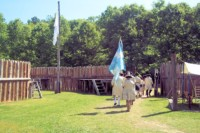 Fort Toulouse French and Indian War Encampment