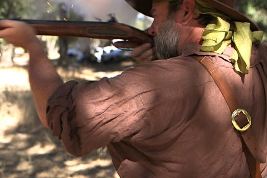 Yuma Territorial Long Rifles Rendezvous - Adair Ranges