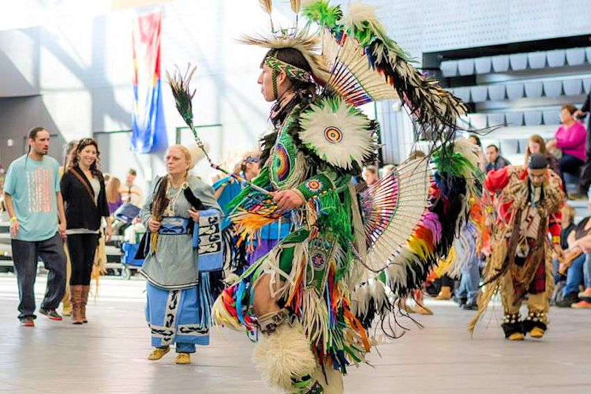 Conestoga College Pow Wow - Conestoga Recreation Centre - Conestoga College Aboriginal Student Association