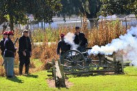 Battle of Dade City Civil War Reenactment