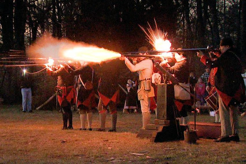 Fort Dobbs Cherokee Attack Anniversary - Fort Dobbs State Historic Site - Friends of Fort Dobbs
