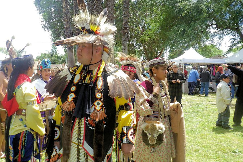Ohlone Big Time Gathering and Powwow - Costanoan Rumsen Carmel Tribe - Tony Cerda Park