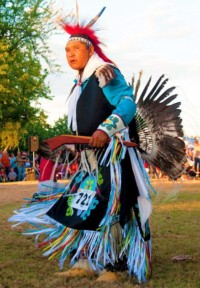 Labor Day Powwow at Tvshika Homma, capital of the Choctaw Nation