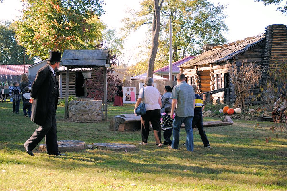Rockport Lincoln Pioneer Village Fall Heritage Days - Rockport Lincoln Pioneer Village & Museum