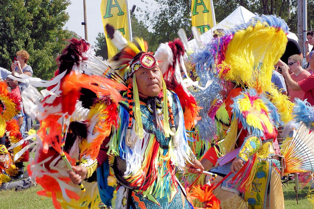 Juliet Pow Wow - Mundy Memorial Park - Middle Tennessee Pow Wow Inc